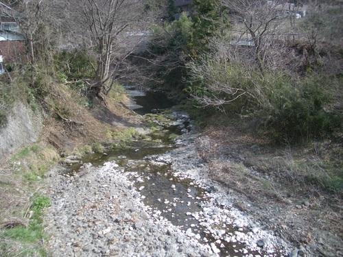 ⑬ 羽生橋付近