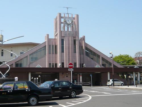 09 羽村駅