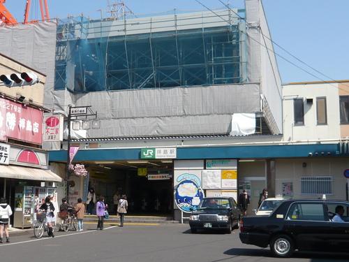 06 拝島駅
