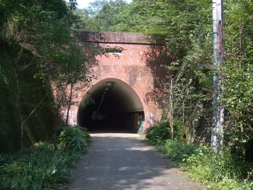 満地トンネル