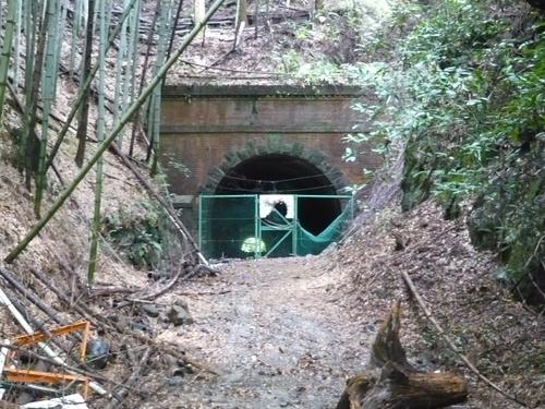 旧旧吹上トンネル