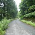 仁田山峠へ