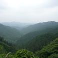 林道からの眺め
