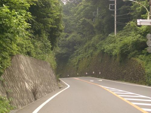 二ツ塚峠(新道)